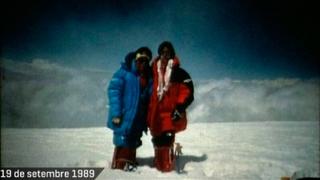 Magda Nos i Mònica Verge, Cho Oyu 1989