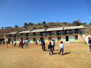 Old Khamdenu School